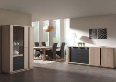 ABBEY - eettafel, dressoir, vitrine | Meubelen Crack