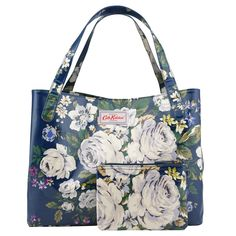 Hampstead Rose Mid-size Grab Tote | Carry All Bags | CathKidston