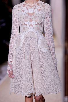 Valentino Spring 2012 couture | Valentino Couture Spring 2012