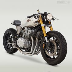 "Classified Moto Honda CB ""Superstrada - via Bike EXIF"