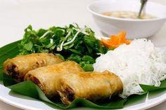 I vermicelli di riso con gli involtini http://viaggi.asiatica.com/