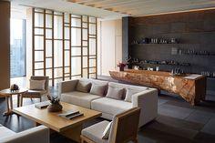 Японский стиль в интерьере. Основные характеристики дизайна квартиры и дома в японском стиле.
