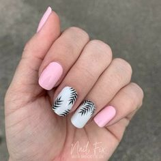 Red Acrylic Nails, Summer Acrylic Nails, Acrylic Nail Designs, Nail Art Designs, Nail Polish Designs, Dry Nail Polish, Dry Nails, Cute Summer Nails, Cute Nails