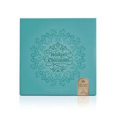 Walker's Chocolate packaging