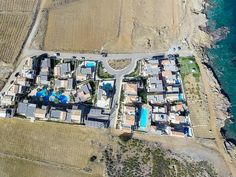 Panormos apartment rental - Another aspect of the complex!