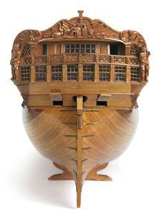 Washington (1795); Warship:Dutch; 74 guns - National Maritime Museum