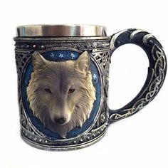 Game of Thrones Mug  Don't miss on this 3d stainless steel game of thrones mug. game of thrones mug | game of thrones mugs coffee | game of thrones mug diy | game of thrones mugs ceramics | game of thrones mugs daenerys targaryen |