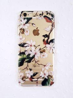 Magnolia Branch (iPhone 6 Case) #iphone6case,