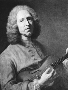 Jean-Philippe Rameau (1683 – 1764) was one of the most important French composers and music theorists of the Baroque era. He replaced Jean-Baptiste Lully as the dominant composer of French opera and is also considered the leading French composer for the harpsichord of his time, alongside François Couperin.