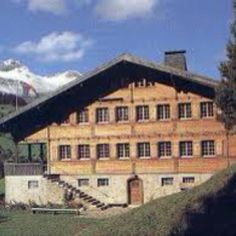 Our Chalet, Adelboden, Switzerland- Been there, done that with my Girl Scout troop in 2009.