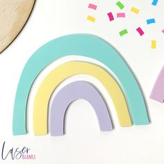 RAINBOWS! We just love this asymmetrical rainbows! Available in a range of pastel colours!  . . . . . . . .  #silhouettecameo #silhouette #svg #cuttingforbusiness #cricutexplore #heattransfervinyl #smallbusiness #cameo #silhouettecurio #vinylcutter #cricutmaker #cricut  #cricutmade #craftinggeek #cricutbusiness #imadethis #craftylife #silhouetteportrait #cricutexploreair Silhouette Curio, Silhouette Portrait, Cricut Explore Air, Pastel Colours, Vinyl Cutter, Heat Transfer Vinyl, Rainbows, Just Love, Geek Stuff