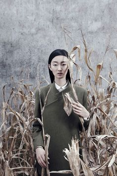 Anhui Village by Matthieu Belin for LIFE Magazine