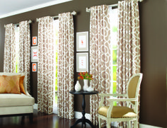 Attractive Better Homes And Gardens Marissa Curtain Panel