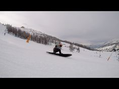 PLP CRABTAIL CARBON 204 – TEST RIDING – PLP – Custom Powder Boards | Official Web Site
