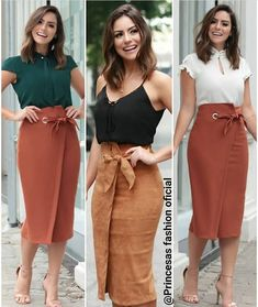 Swans Style is the top online fashion store for women. Shop sexy club dresses, jeans, shoes, bodysuits, skirts and more. Work Fashion, Cute Fashion, Modest Fashion, Fashion Dresses, Fashion Looks, Womens Fashion, Classy Outfits, Fall Outfits, Mode Hijab