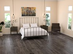 GalleriesStyles, Contemporary Eco Forest Pewter Handscraped Locking Water Resistant Bamboo Living RoomChestnut Solid Bamboo - 3 / x 3 5 / - Forest Chestnut Solid BambooPremium Carbonized Solid Bamboo - 5 Oak Wood Stain, Red Oak Wood, Deep Carpet Cleaning, How To Clean Carpet, Floor Preparation, Basement Flooring Options, Flooring Ideas, Types Of Carpet, Bedroom Flooring