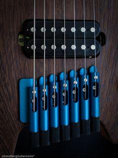 7strings Bridge Strandberg Guitarworks