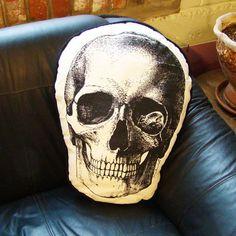 WANT: cushion.