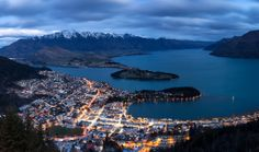 """Queenstown, New Zealand. Adventure sport capital of the Southern hemisphere. Countless ways to break your neck and your mother's heart. Also a good place to embarrass your husband by yelling """"The beacons are lit! Gondor calls for aid!"""""""