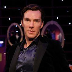 ! Benedict Cumberbatch