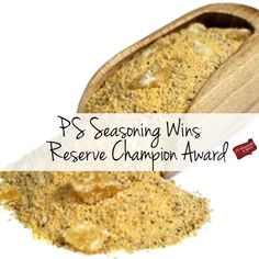New Flavor Wins Reserve Champion Award Bratwurst Recipes, New Flavour, Banana Bread, Sausage, Grilling, Champion, Spices, Desserts, Food