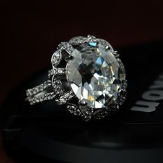 10 carat diamond ring❣