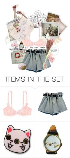 """""""How I'd Love Her"""" by causingpanicatthetheater on Polyvore featuring art"""