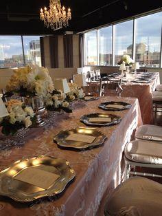 The Ivory Room   Bobbie Izeman Bridal Consultant   The Daisy Basket   Columbus, Ohio   Wedding Venue