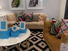 In love with pattern designs of @Jonathan Adler