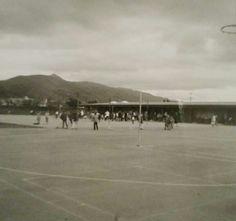 Playground Chadbourne Elementary school Fremont California 1963 MGF