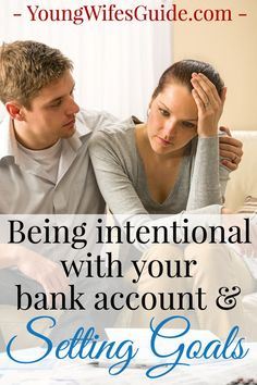Properly handling finances takes hard work, diligence, large amounts of self-discipline, a prayer filled life, and good communication with your husband. Finances also just so happen to be the biggest thing that couples fight about. Here's how you can start being intentional with your finances!