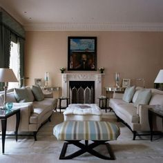 39 Design Interior Painting Ideas for Living Room