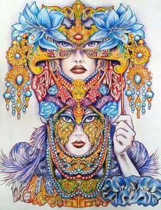 artist Bennett Klein. colourist Sarah Hunter