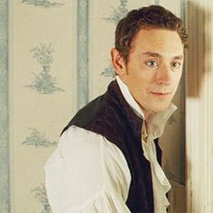 Ahhhhh. One of my favorite parts when his eyes light up like that!! JJ Feild as Henry Nobley in Austenland