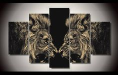 At Octo Treasures we specialize in high quality large multi panel wall canvas, purchase this amazing lions beast mode wall canvas today we will ship the canvas for free. This is the perfect center piece for your home. It is easy to assemble and hang the panels together which makes this a great gift for your love ones. The multi panel canvas is unique and creative, you and your guests will be amazed every time you enter the room. We offer professional packaging for every painting you…