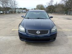 We offer this 2006 Nissan Altima 4dr Sdn I4 Auto 2.5 S only at $5,500.