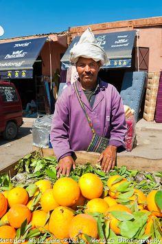 Morocco & Orange :)