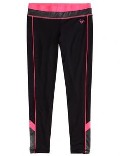Glam Active Leggings- Justice clothing