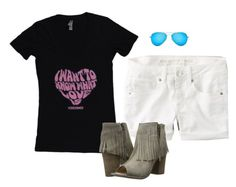 """""""Foreigner Concert outfit"""" by karen-bachman ❤ liked on Polyvore featuring Diba"""