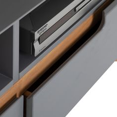 Lowboard TIBOR Kiefer massiv in grau - mobilia24 Kiefer, Montage, Office Supplies, Nordic Style, Tv Cupboard, Tv Units, Scandinavian Design, Customer Support, Grey