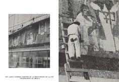 JUAN O'GORMAN LA BIBLIOTHÈQUE DE L'UNAM