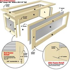 How to Build Raised Garden Beds These DIY raised garden beds provide a fresh way to grow a bumper crop.beds How to Build Raised Garden Beds These DIY raised garden beds provide a fresh way to grow a bumper crop.