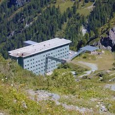 Hotel du Barrage Grande Dixence | Haute Route Hiking | Boundless Journeys