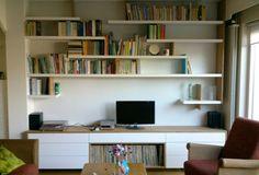 good idea for book shelf