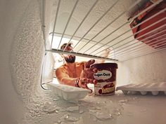 Gopro of the day Haagen Dazs gopro ideas art project