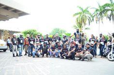 The team that makes it happen everyday at #FlemingoDutyFreeColombo #HarleyStreetThunderSrilanka