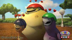 Nos vuelves loco - Imagenes de los Glumpers - Glumpers cartoon pictures