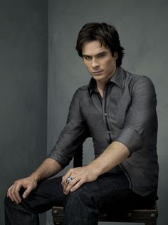 Damon Salvator  * on The Vampire Diaries