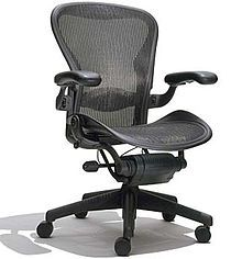 The Aeron Chair ! Like/RT or share this photo for a chance to get up to 50% off