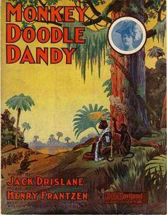 Sheet Music - Monkey doodle dandy